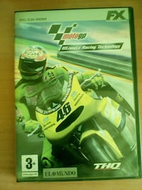 Moto gp ultimate racing juego para pc Pinto