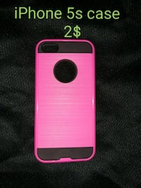 pink and black iPhone case Middle River, 21220