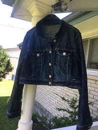 American eagle cropped jean jacket Quinte West, K8R 1E3