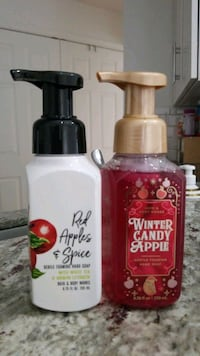 New Bath & Body Works Soaps Pickup only