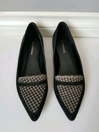 Hounds Tooth Flats (size 6) 3746 km