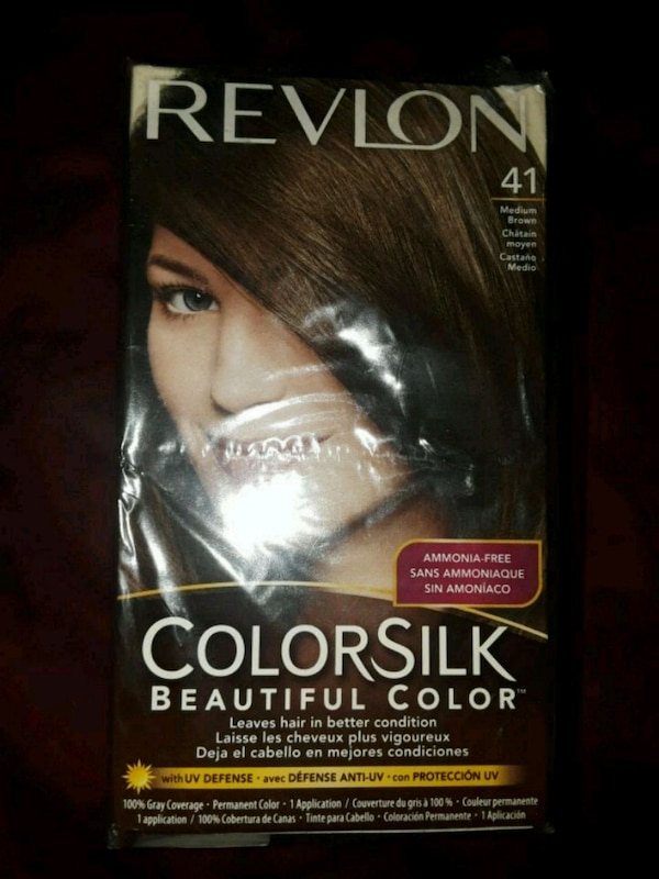 2 Boxes of Revlon Colorsilk