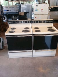 nice GE hot point stoves