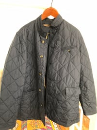 Black button-up jacket Great Falls