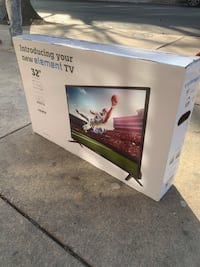 32 inch flat screen haven't been open brand new