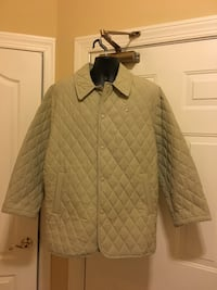 Lacoste Quilted Jacket SZ L New Carrollton, 20784