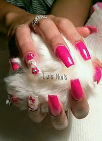 Special short nails Brownsville, 78520