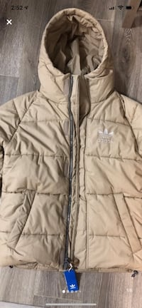 ADIDAS WINTER JACKET - NEW WITH TAGS Toronto, M3H 2R7