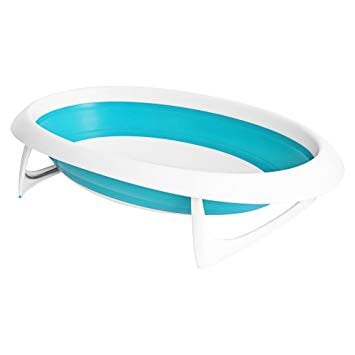 Boon naked tub - blue