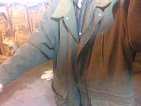 Cabelas gray and black zip-up jacket Midvale