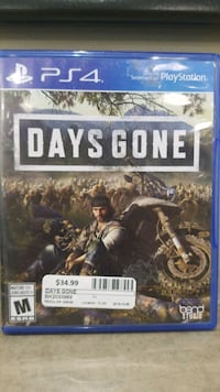 DAYS GONE PS4 GAME @BUY AND SELL KINGS (AJAX) Ajax, L1S 3V4