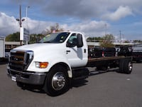 Ford - F650 cab and chassis  - 2015 Manassas