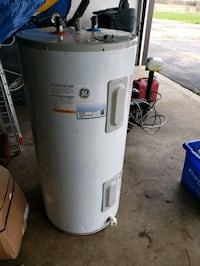 white and gray water heater Oakville, L6H 7G7