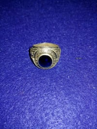 US Airforce Sterling silver ring Barre, 05641