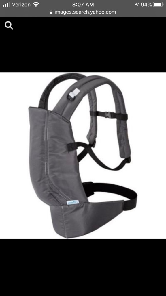 Photo Baby Carrier
