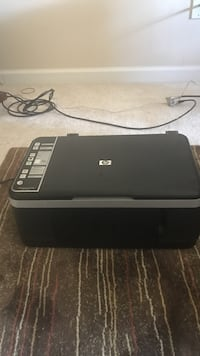 HP Scanner and Printer needs ink