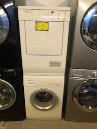 24IN Bosch front load washer and dryer set, in perfect condition  Baltimore, 21223