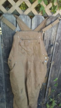 Duluth Trading Co. 38x34 overalls practically new Rancho Cordova, 95670