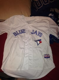 Authentic White Jose Bautista Toronto Blue Jays Jersey. Kitchener, N2K 1C5