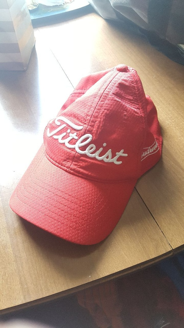 5939a80bf80 Used Budweiser Titleist Cap for sale in Hampshire - letgo