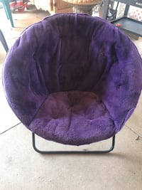 purple and purple moon chair Los Angeles, 91340