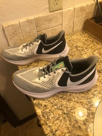 Men's Nike zoom running shoes