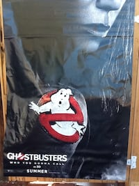 Large banner ghostbusters Grand Junction, 81503
