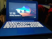 Aqua blue notebook hp laptop*read description* Lawrence, 01841