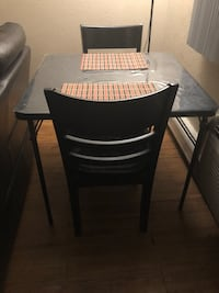 Dining table foldable two chairs  Aurora, 80010