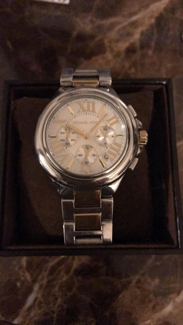 a267b2bb1b64 Used Michael Kors watch for sale in North Richland Hills - letgo