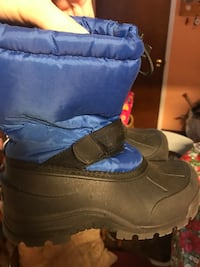 North side boys snow boots