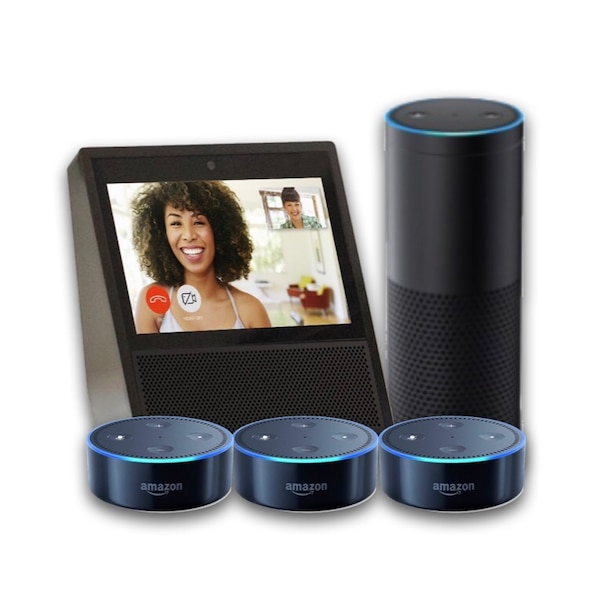 Complete amazon smarthome package