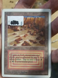 Magic the Gathering plateau Unlimited 8 out of 10 Olney, 20832