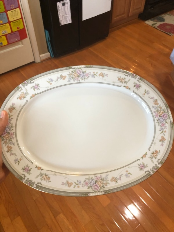 Excel Fine China Plate