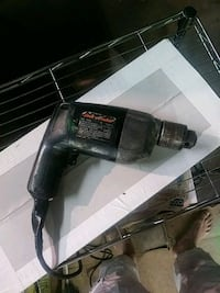 Black & Decker corded drill works great  Oklahoma City, 73107