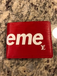 Supreme LV wallet Falls Church, 22043