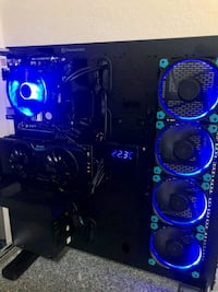 Gaming PC Intel core processor 8gb ram GTX 970 plus tons of games