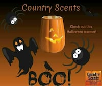 country Scents Boo poster Houma, 70364