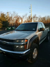 2007 Chevrolet Colorado LT 4WD Extended Cab
