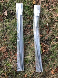 "Brand new windshield wipers  Size 24"" / 60 cm  part # 8734 P Dollard-des-Ormeaux, H9A 2J9"