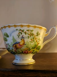 Royal Albert Cup and Saucer     Cambridge, N1S 4W9