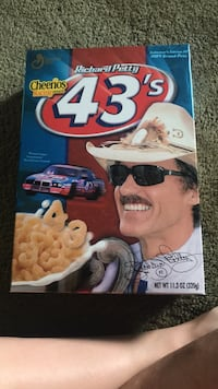 Richard  Petty  collectable