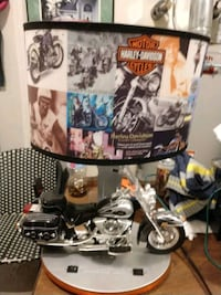 Harley-Davidson lamp works excellent condition Damascus, 97089