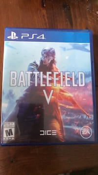 PS4 / Battlefield V Beaconsfield, H9W 4Y6