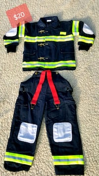 Childs Fireman Costume Las Vegas, 89106