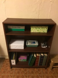 "Bookcase 42"" tall"