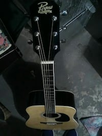 Nice acoustic rogue guitar