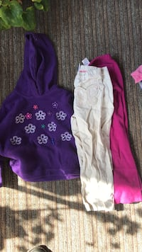 Size 4 girls cloth Calgary, T2S 2J4