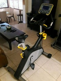 black and gray stationary bike Fort Lauderdale, 33315