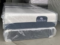 FREE DELIVERY New TALL TWIN CL Serta iComfort Blue 300 Modesto, 95355